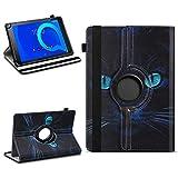 NAUC Alcatel 1T 10 Tablet Tasche Schutzhülle hochwertiges