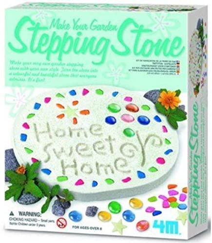 My Garden Steping Stone Making kit by 4m