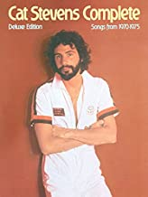 Music Sales Cat Stevens Complete: Songs from 1970-1975 (Piano / Vocal / Guitar Artist Songbook)