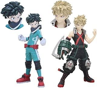 Banpresto My Hero Academia Izuku Midoriya DXF Figure SP Izuku Midoriya & Katsuki Bakugou Set Of 2