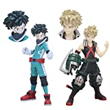Banpresto My Hero Academia DXF Figure SP Green Valley Of correctly 爆豪 勝己 All 2 types Set