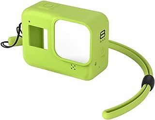 Weiche Silikon Schutzhülle für GoPro Hero 8 Action Kamera Zubehör