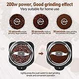 Zoom IMG-2 macinacaff elettrico 200w macina caff