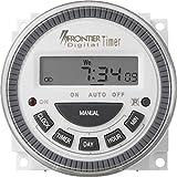 Programador horario para empotrar en panel 2268916 digital 230 V/AC 16 A/250 V 1 unidad