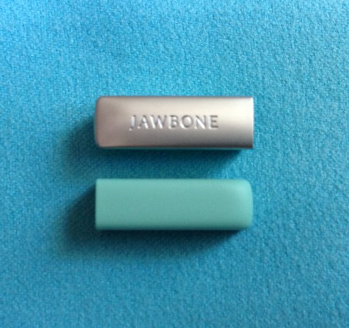 2pcs Replacement Mint Green End Caps Covers for Jawbone UP 2 2nd Gen 2.0 Bracelet Band Cap Dust Protector (not for the 1st Gen)