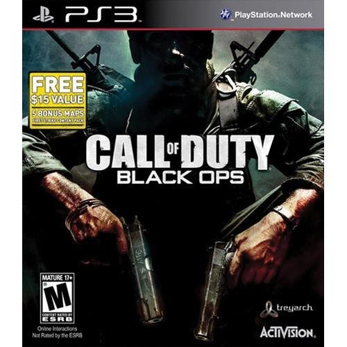 Activision Call of Duty Black Ops Limited Edition, PS3 - Juego (PS3)