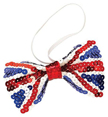 Bristol Novelty - Krawatten & Schärpen zum Verkleiden in Mehrfarbig, Größe Einheitsgröße