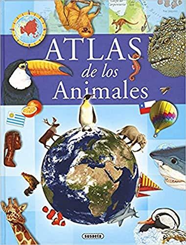 Atlas De Los Animales (Atlas Infantiles)