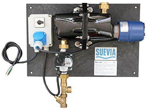 Suevia Heizgerät Modell 303 - 3000 Watt, 230 Volt - 101.0303