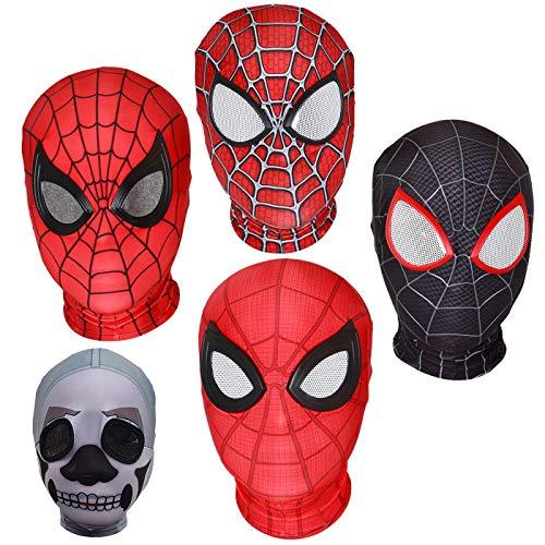 Máscara Spiderman  marca Loyie