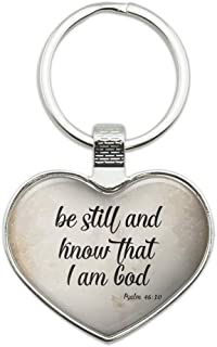 Be Still and Know that I am God Psalm