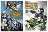 Star Wars:The Clone Wars Season1-6 Complete Series+Season 6 Lost Mission DVD