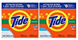 Tide Mountain Spring HE Turbo Powder Laundry Detergent, 68 Loads, 95...