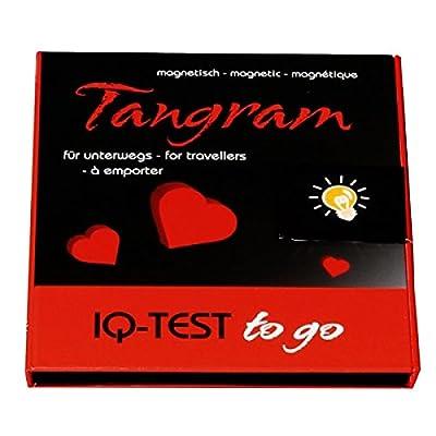 Fridolin - 10071 - Jeu de Voyage - Tangram Magnétique