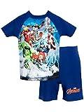 Marvel Avengers - Due Pezzi Costume da Bagno per Bambino (4-5 anni, Multicolore)
