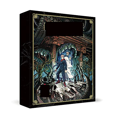 FUYUNLAI Jujutsu Kaisen/Anime Gift Box/Looksee Box Anime/Mystery Box Items/Anime Peripheral/Postcards/Badges/Posters/Themed Collectibles/Best Anime Fans Birthday Gift Set