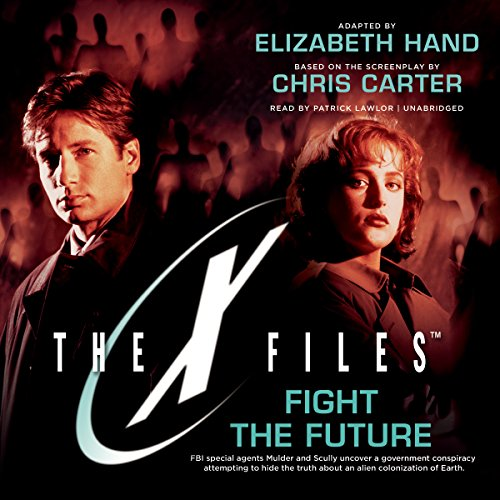Fight the Future audiobook cover art