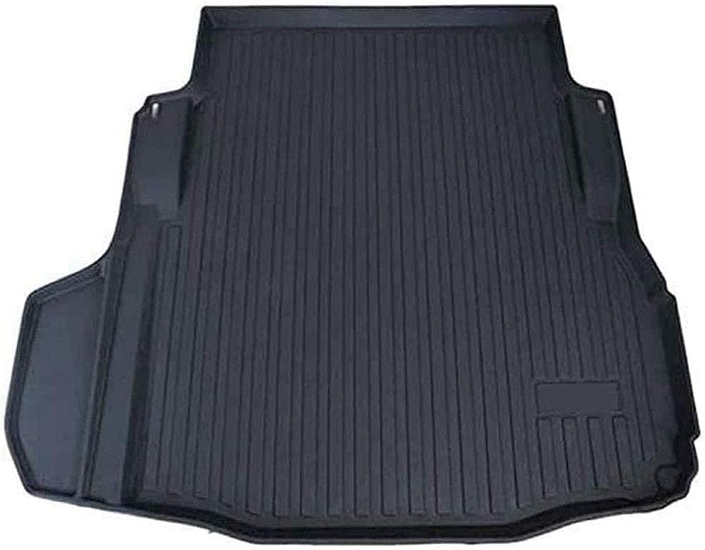 FVCDWSA Car Boot Mats Rubber Trunk Max 85% OFF F Sale Special Price Rear Tailored Non-Slip