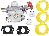 OxoxO - Junta de carburador de Repuesto para Craftman 316791020 316795860 MTD 753-06288 Zama C1U-P28