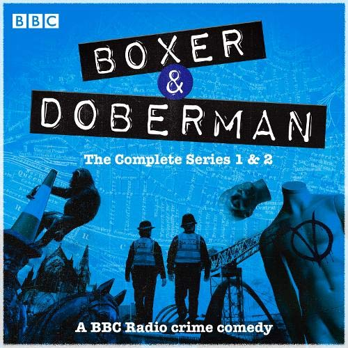 Boxer and Doberman: The Complete Series 1 and 2 Titelbild