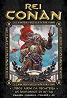 Rei Conan Vol. 5 - Lobos Além Da Fronteira/Os Demônios De Khitai