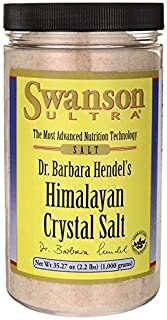 Himalayan Crystal Salt 35.27 oz (1,000 grams) Salt by Swanson Ultra
