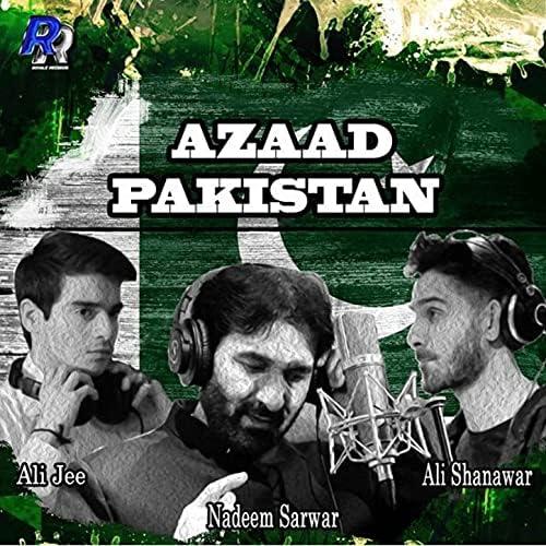 Nadeem Sarwar, Ali Shanawar & Ali Jee