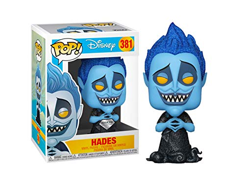 POP Funko Disney 381 Hades Diamond Special Edition
