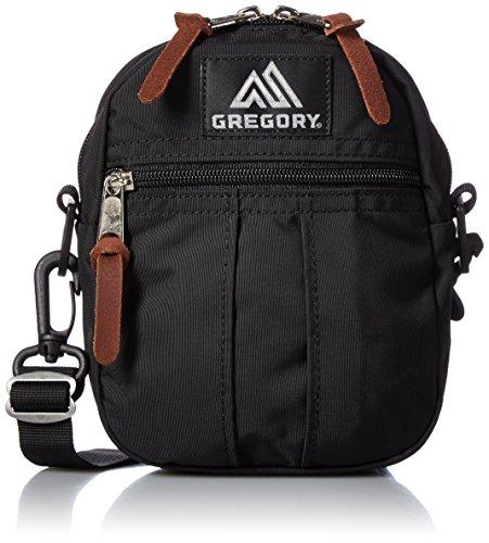グレゴリー GREGORY クイックポケットM QUICK POCKET M 654591041 ブラック ポーチ Men'sLady's