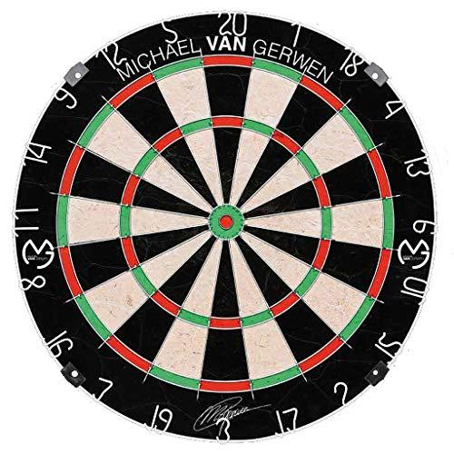 XQ-Max Sports Michael Van Gerwen Steel Dartscheibe Kombi-Set (Dartboard only)