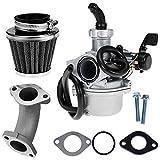 QKPARTS 22mm Carburetor Air Filter For 110cc 125cc...