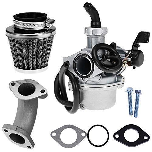 QKPARTS 22mm Carburetor Air Filter For 110cc 125cc CRF SSR Sunl Taotao Pit bike ATV