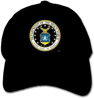 ADGoods Kids Children Space Force Patch Baseball Cap Adjustable Trucker Cap Sun Visor Hat For Boys Girls Gorra de béisbol ...