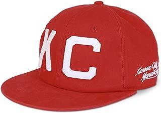 KC Monarchs Heritage Adjustable Cap Red