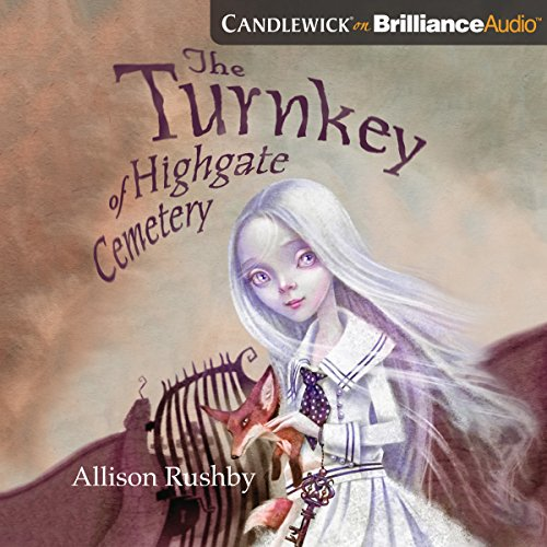 The Turnkey of Highgate Cemetery audiobook cover art
