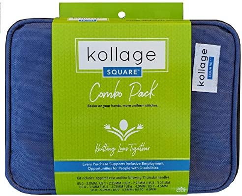 Kollage Square Super sale OFFicial site Circular Fixed Combo 11 Pack Sizes Soft
