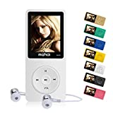 MYMAHDI 16GB MP3 Music Player 1.8 Inch Screen 70h Lossless Sound, Support up to 128GB Memory Card...