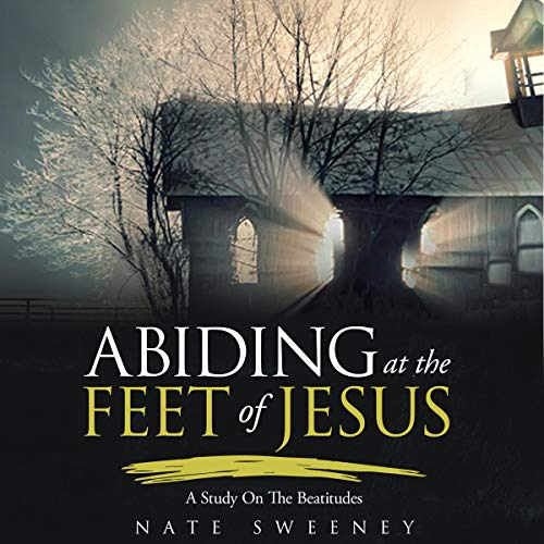 Abiding at the Feet of Jesus cover art
