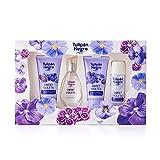 Tulipán Negro Estuche de Regalo desodorante, gel de baño, perfume, body lotion Sweet Violeta