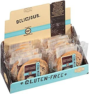 Our Specialty Gluten Free Chocolate Chip Cookies, Individually Wrapped, 12 Pack
