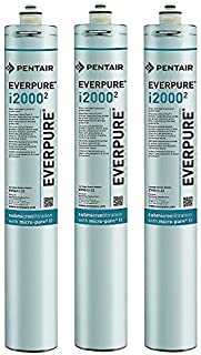 Everpure EV9612-22 i2000^2 Filter Cartridge (Pack of 3)