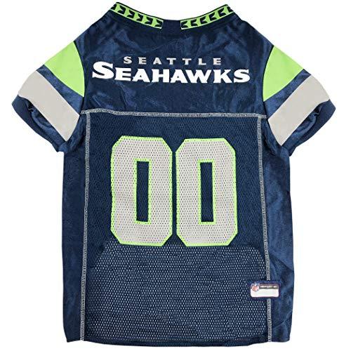 NFL SEATTLE SEAHAWKS DOG Jersey XXLarge