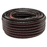 NEO TOOLS Tubo da Giardino Professional a 6 Strati, 1/2'o 3/4' |PVC, Rinforzato con Croce in Poliestere e Tessuto Tricot |Food Safe: Adatto per Acqua Potabile |Diversi Modelli