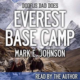 Doofus Dad Does Everest Base Camp cover art