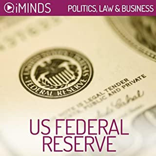 US Federal Reserve audiobook cover art