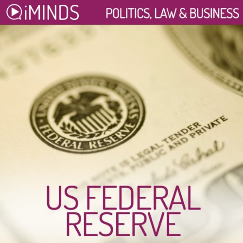 US Federal Reserve cover art