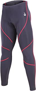 beroy Men's Lightweight Thick Fleece Thermal Pants with Four Pockets That is Great for Outdoor Workouts in Cool Weather