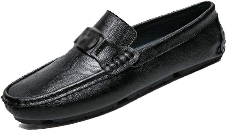 AEYMF Tillfälliga skor för män som kör vilda bönskor Lätta Lätta Lätta Lata skor  lägsta hela nätverket