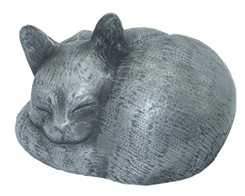 Rainbowbridge Katzen-Urne at Peace Schlafende Katze
