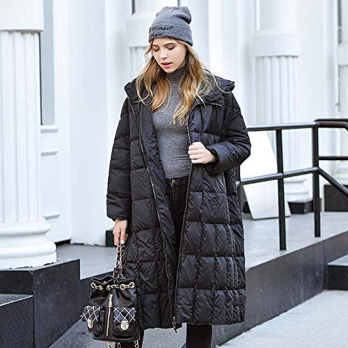 YUFUFUFU Daunenjacke Winterjacke Damen Daunenjacke Oversized weibliche Mäntel Warm Kapuzenmantel Mantel Mantel Mantel Einheitsgröße braun